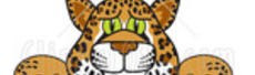 62912-Royalty-Free-RF-Clipart-Illustration-Of-A-Cheetah-Jaguar-Or-Leopard-Character-School-Mascot-Looking-Over-A-Surface.jpg